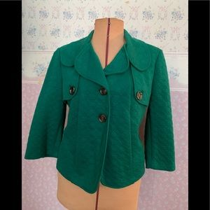 RQT Quilted Jacket -Size Large